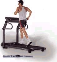 Treadmill - Jet 6000 from Johnson Fitness