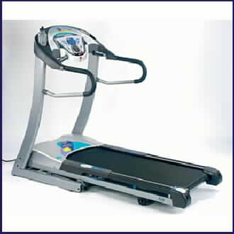 Horizon Ti 51 Treadmill