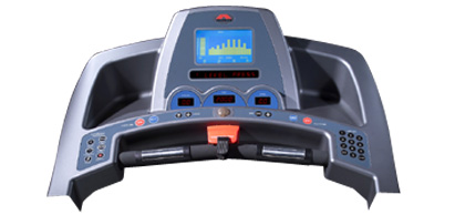 Johnson T8000 Heavy Duty Commercial Treadmill