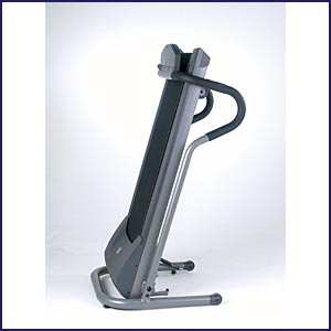 Compact: Foldable Sonic Treadmill from Horizon Fitness