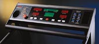 Johnson Jet 7000 Treadmill console