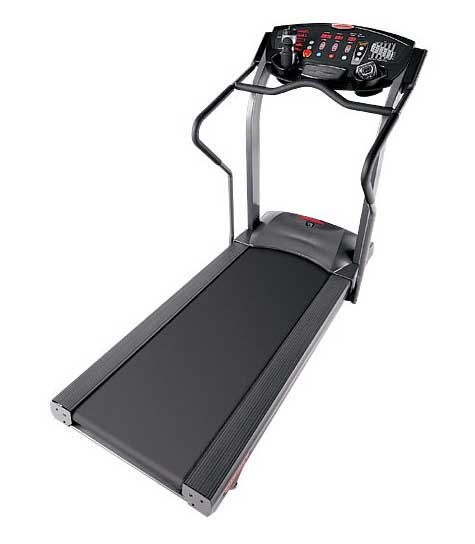 <strong>LIfe Fitness Interactive Fully Featured Treadmill</strong>