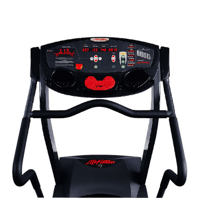 <strong>Life Fitness T7i Premier Interactive Treadmill</strong>
